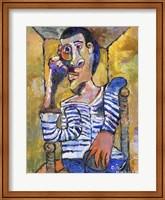 Framed Picasso