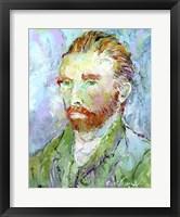 Framed Van Gogh