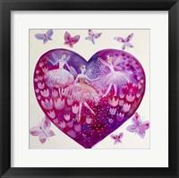 Framed Heart Ballet