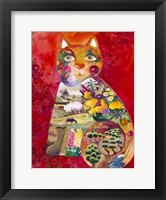 Framed Cat Armenian