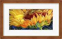 Framed Sunflower Rise'n Shine