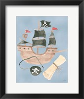 Framed Pirates IV