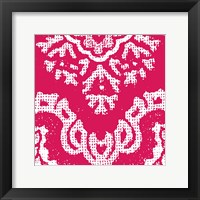 Boho Bright I Framed Print