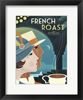 Framed Coffee French