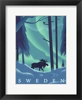Framed Sweden
