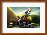Framed Choo Charlie