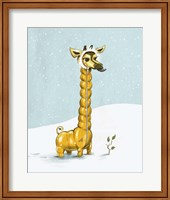 Framed It's Giraffe-Ty