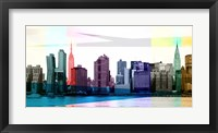 Framed Heart of a City