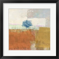 Framed Great Plains I (detail)