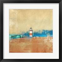 Framed Lighthouse