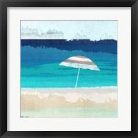 Framed Tropical Breeze (detail)