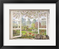 Framed Giardino Italiano