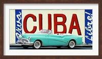 Framed Cuba Libre, Havana