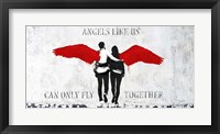 Framed Angels Like Us