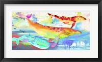 Framed Oceaninc Divinities