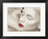 Framed Eternal Lovers (detail)