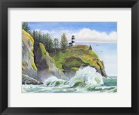 Framed Cape Disappointment