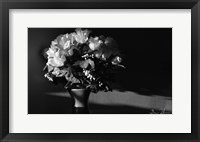Framed Flowers In Light