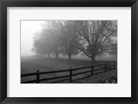 Framed Pennsylvania Morning