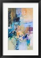 Framed Flow Blue