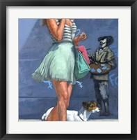 Framed Artist