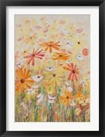 Framed Daisy Chain 7