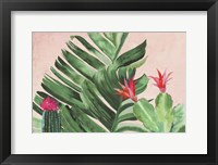 Framed Tropical Paradise