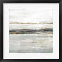 Framed Water's Edge I