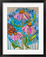 Framed Wild Flowers 2
