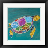 Framed Sea Turtle Right