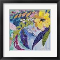 Framed Bold Blooms 7