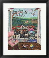 Framed Moveable Feast