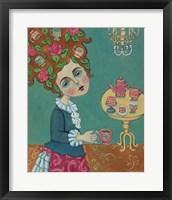 Framed Tea For Marie; Antoinette That Is