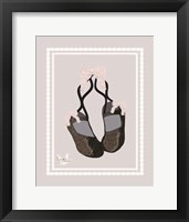 Ballerina Shoes 2 Framed Print