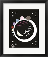 Framed Outer Space Dreams 1