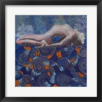 Framed Sea Whisperer