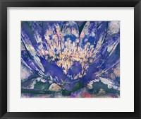 Framed Lotus 1