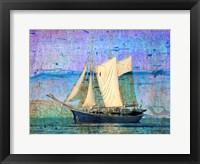 Framed Sailing 2