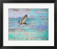 Framed Pelican 1