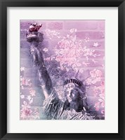 Framed Statue of Liberty 2