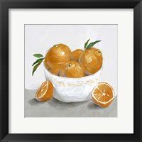 Framed Oranges