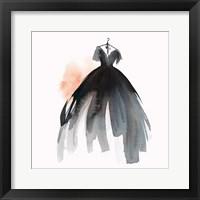 Framed Little Black Dress II