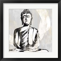 Framed Buddha I