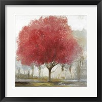 Framed By the Treeside I