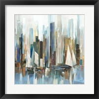 Framed Regatta I