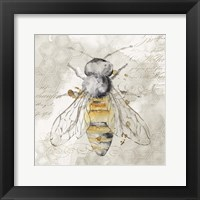 Framed Queen Bee II