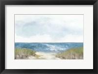 Framed Sunny Beach II