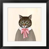 Framed Miss Kitty