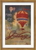 Framed Joy in the Journey