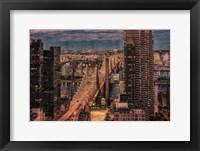 Framed Queensboro Bridge